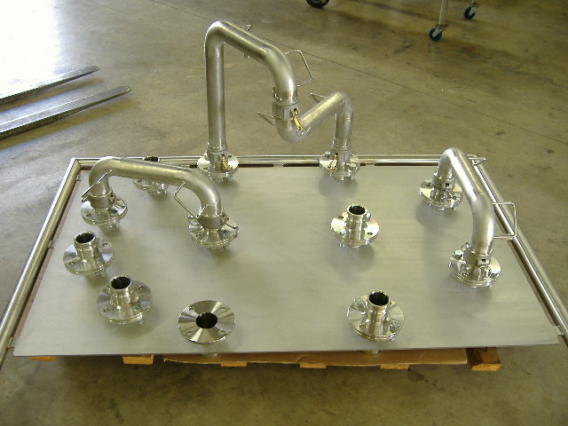 Flow Panels Peterson Custom Stainless